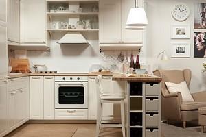 9 товаров из ИКЕА для оформления маленькой кухни, как у скандинавов