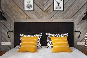 5 спален площадью 6 кв. м, в которых очень комфортно и удобно