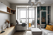 5 квартир площадью 35 кв. м с красивым интерьером, в которых классно жить