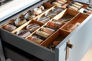 Не хватает места для хранения на кухне? 6 идей, которые помогут разместить в 2 раза больше