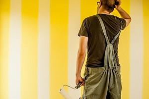 Прикладная инструкция: как снять краску со стен