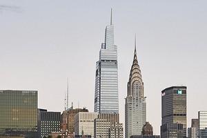 Новый небоскреб: как выглядит одно из самых высоких зданий США