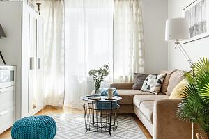 5 лучших цветовых сочетаний для вашей маленькой гостиной