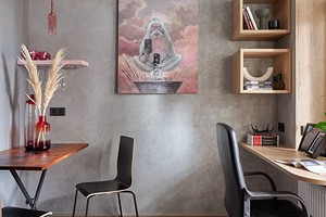 5 идей для маленькой квартиры из свежих проектов дизайнеров