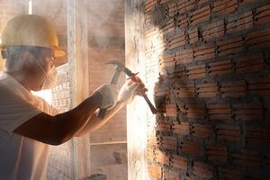 Ремонтно-строительная пыль и ее опасность для организма