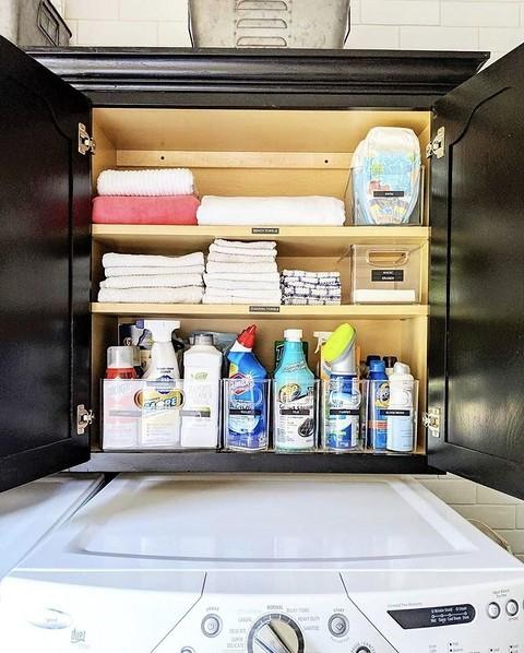 Место для стиральной машины в в...