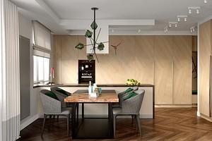 Как спрятать кухню в интерьере: 50 фото кухонь-невидимок, которые вас удивят