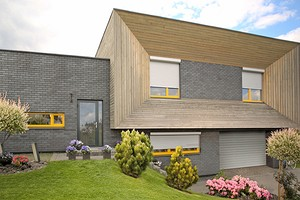 4 актуальных тренда в экстерьере загородного дома и гаража