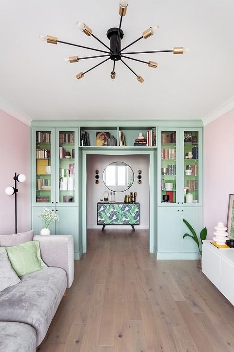 Основная масса мебели в интерь&...