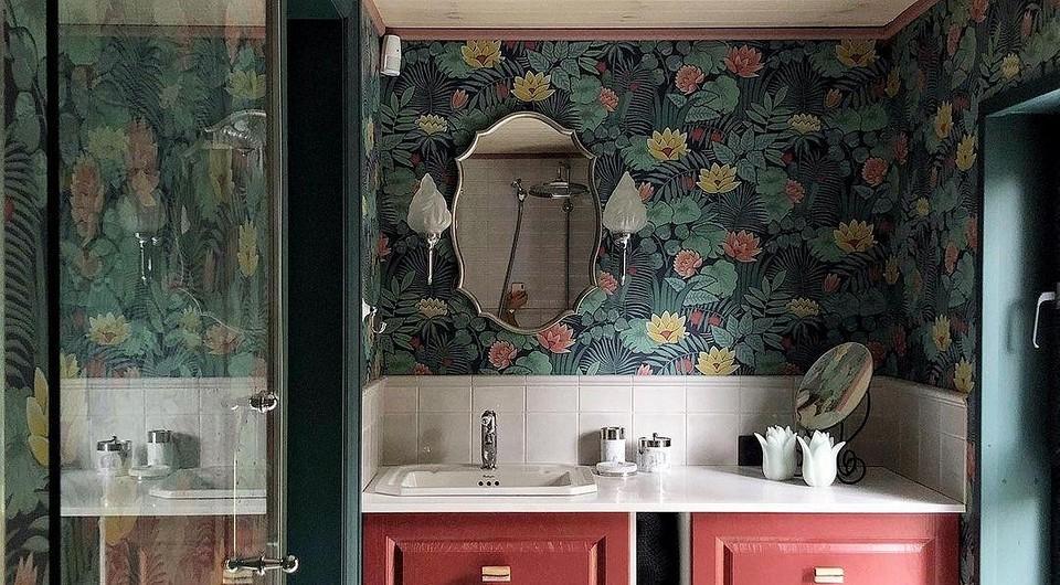8 красивых приемов в интерьере ванной комнаты, которые редко используют