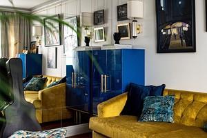Зеркальная стена в интерьере квартиры (34 фото)