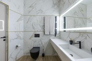 7 спорных приемов в оформлении ванной, которые будут раздражать любителей чистоты