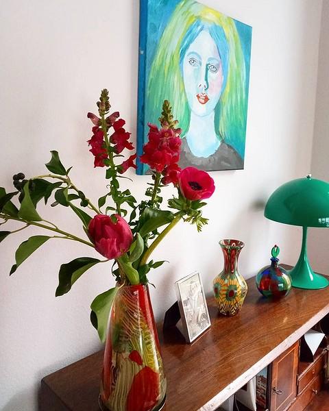 Картины сделают интерьер дома &...
