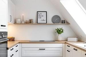 9 кухонь, где хозяева отказались от верха (и это выглядит замечательно!)