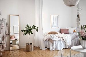 Как вписать зеркало в спальню: 7 правильных и красивых способов