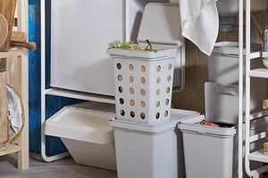Где организовать дома сбор мусора: 12 подходящих мест в квартире