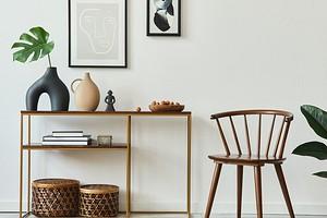Как декорировать консоль: 7 красивых идей