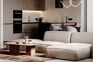 10 трендов в дизайне квартиры на 2022 год (70 фото)