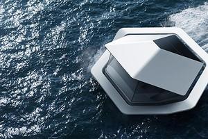 Дом будущего на воде: дизайнеры представили проект необычного жилья