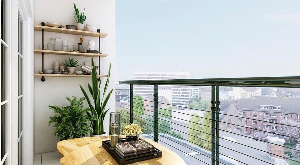 Полезная инструкция: как сделать полки на балконе самому