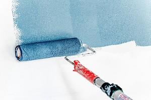Как покрасить обои под покраску: подробный гид