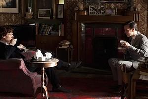 Гостиная Шерлока Холмса и еще 4 уютные комнаты отдыха из известных фильмов и сериалов