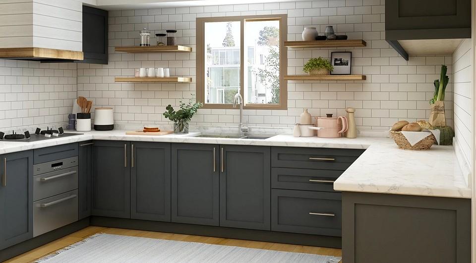 Размеры столешницы для кухни: что нужно знать, чтобы не ошибиться с выбором