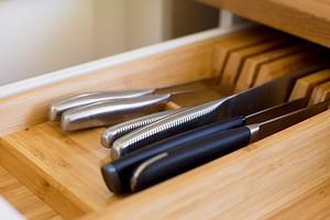 8 умных идей для хранения ножей на кухне