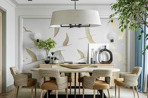 Как оформить пустую стену на кухне: 10 решений, от которых вы будете в восторге