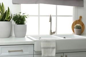 Все о керамической мойке для кухни: плюсы, минусы, виды и правила выбора