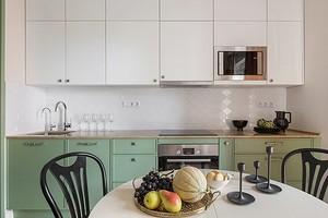 Чем отделать стены на кухне: 11 материалов и примеры их использования