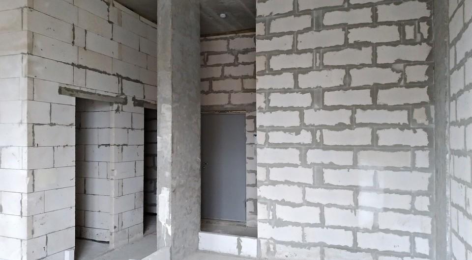 Пример несущей колонны в кварт&...