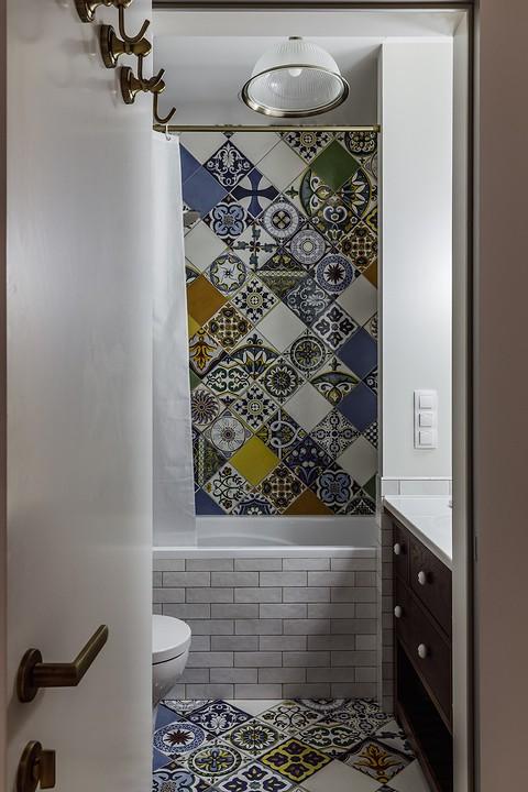 Хозяйская ванная комната офор&#...