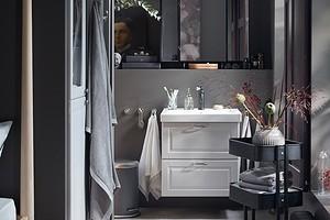 11 полезных товаров из ИКЕА для тех, кто хочет сделать ванную местом расслабления
