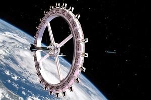 Просто космос: первый отель вне земного шара планируют построить уже в 2027 году