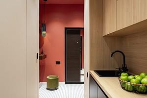 6 комнат, в которых можно экспериментировать с цветом (и не бояться ошибиться)