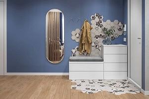 9 ярких и функциональных примеров дизайна прихожей площадью 5 кв. м
