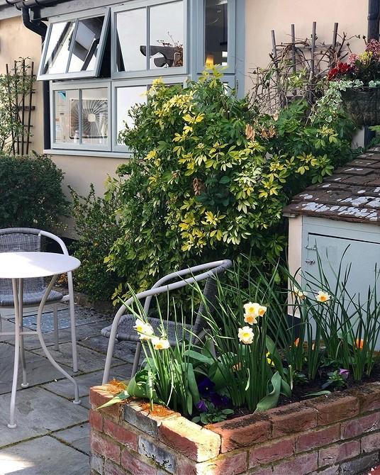 5 нужных советов тем, кто хочет построить террасу в саду