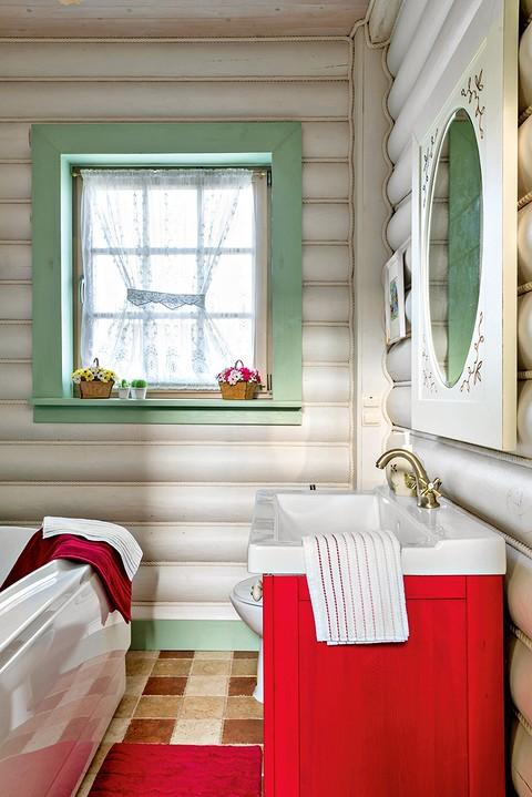 Шкафчик под раковину в ванной, б...