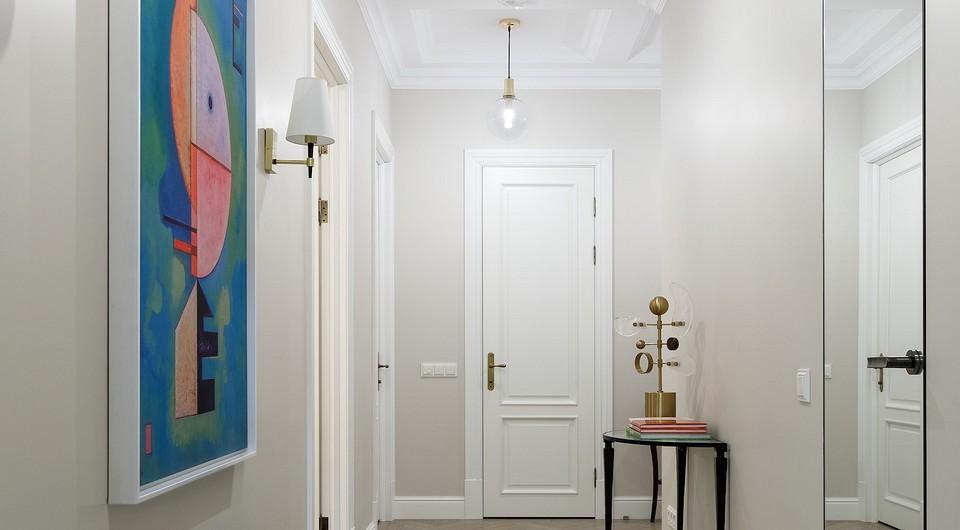 Как украсить коридоры в квартире: 7 идей, которые понравятся всем
