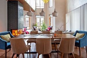Загородный дом в духе дизайнерских эко-отелей