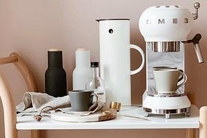 Куда поставить кофемашину: 8 самых разных идей