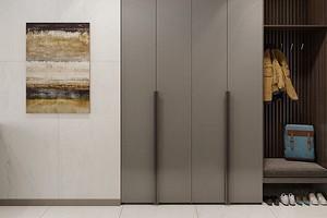Прихожая со шкафом в современном стиле: идеи для создания красивой и удобной входной зоны