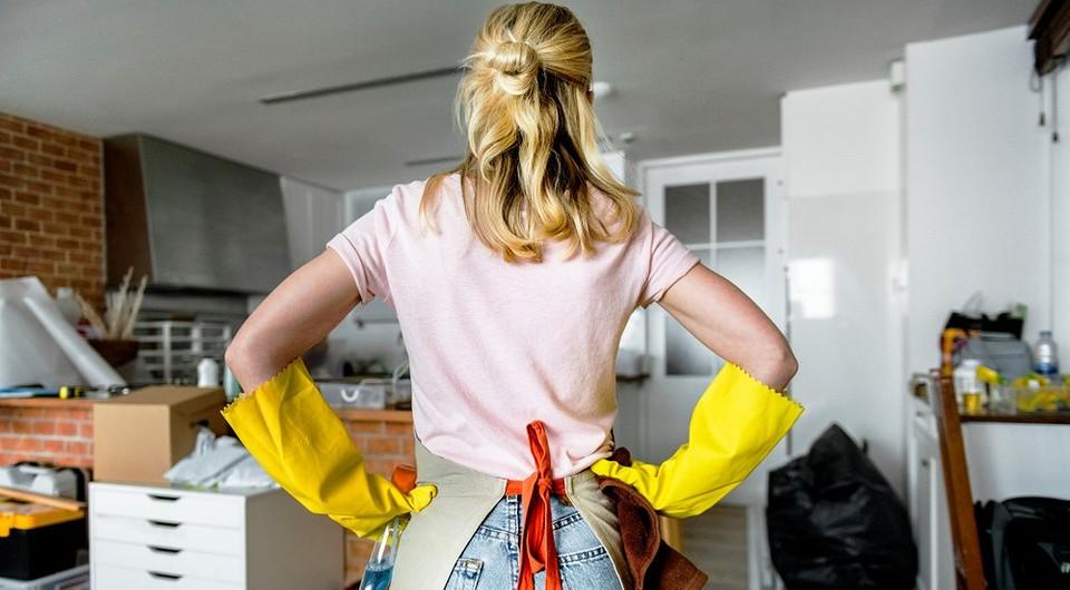 7 мест в вашем доме, где уборка займет не больше получаса