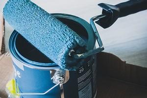 7 простых способов сэкономить на краске для интерьера