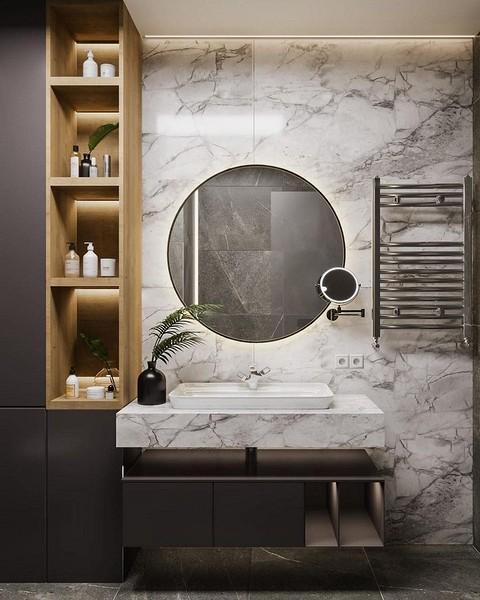 Обычно маленькое зеркало креп&#...