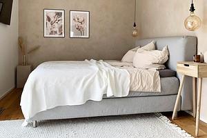 Оформляем спальню площадью 11 кв. м: три варианта планировки и идеи дизайна