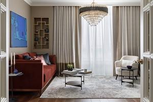 Теплый и изящный интерьер квартиры в Северной столице