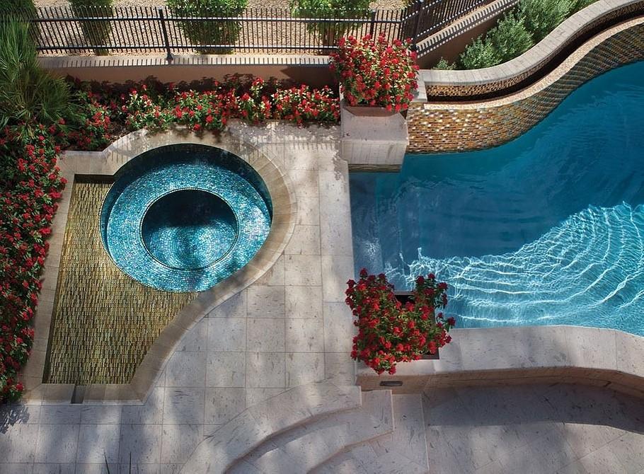 6 полезных и красивых идей для оформления бассейна на участке (захотите повторить)