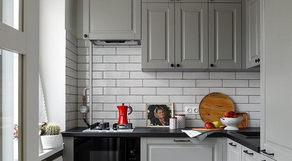 12 замечательных кухонь в хрущевках, которые вас удивят